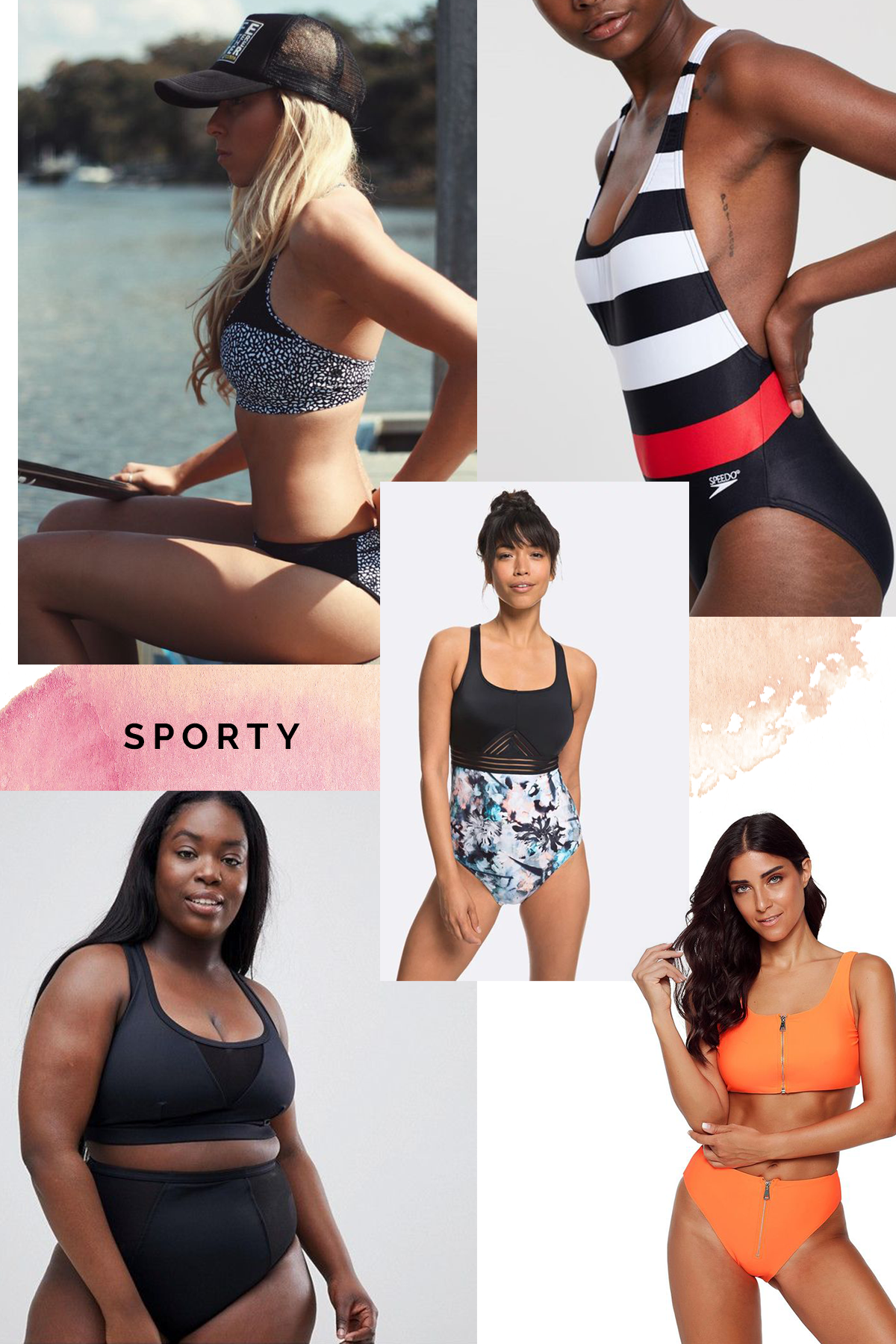 Cottesloe Inspiration - Sporty styles