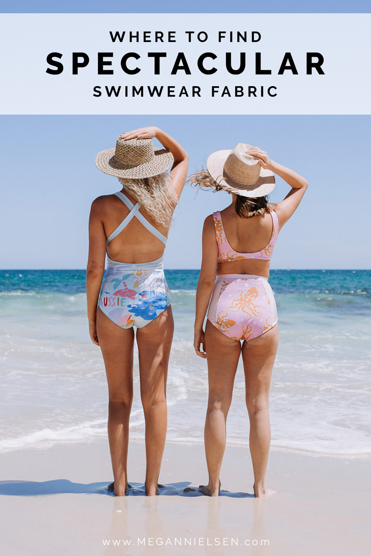WHERE TO FIND SPECTACULAR SWIMWEAR FABRIC