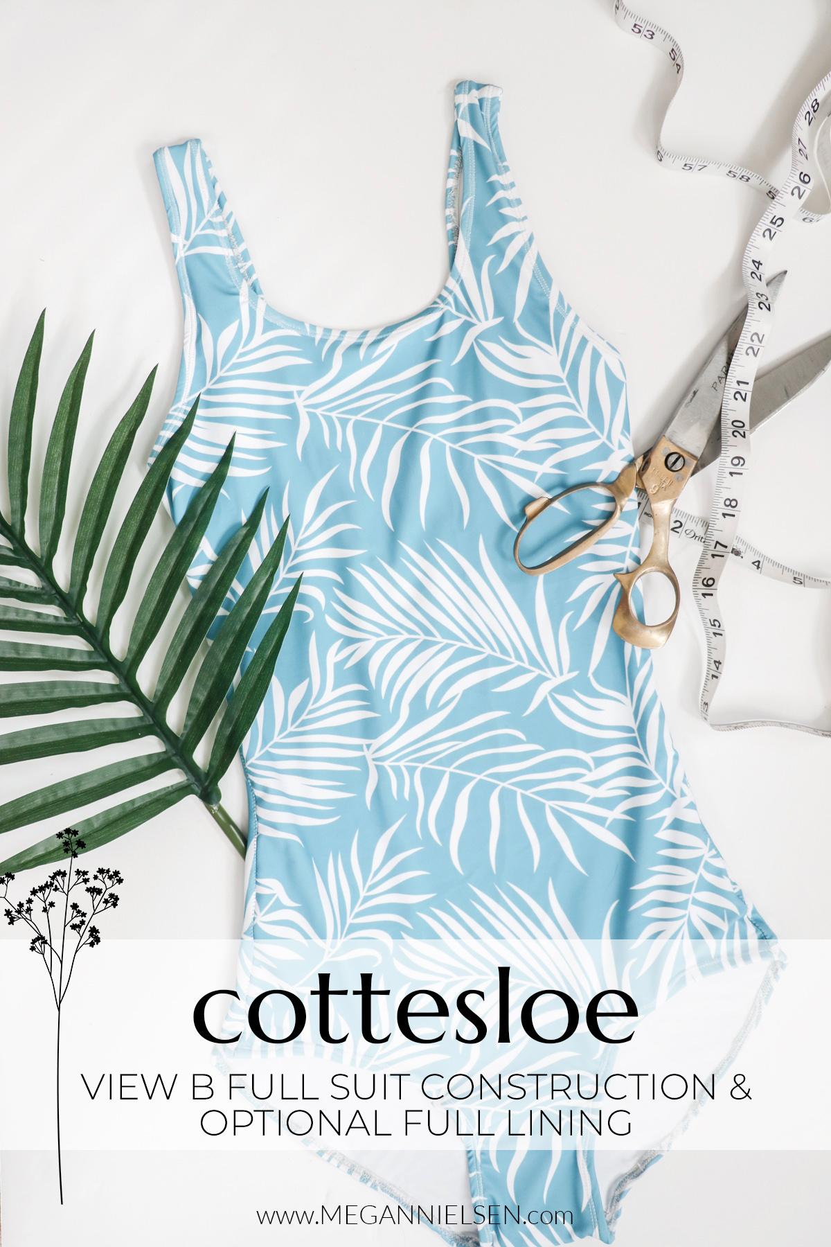 Cottesloe View B full suit construction & optional full lining