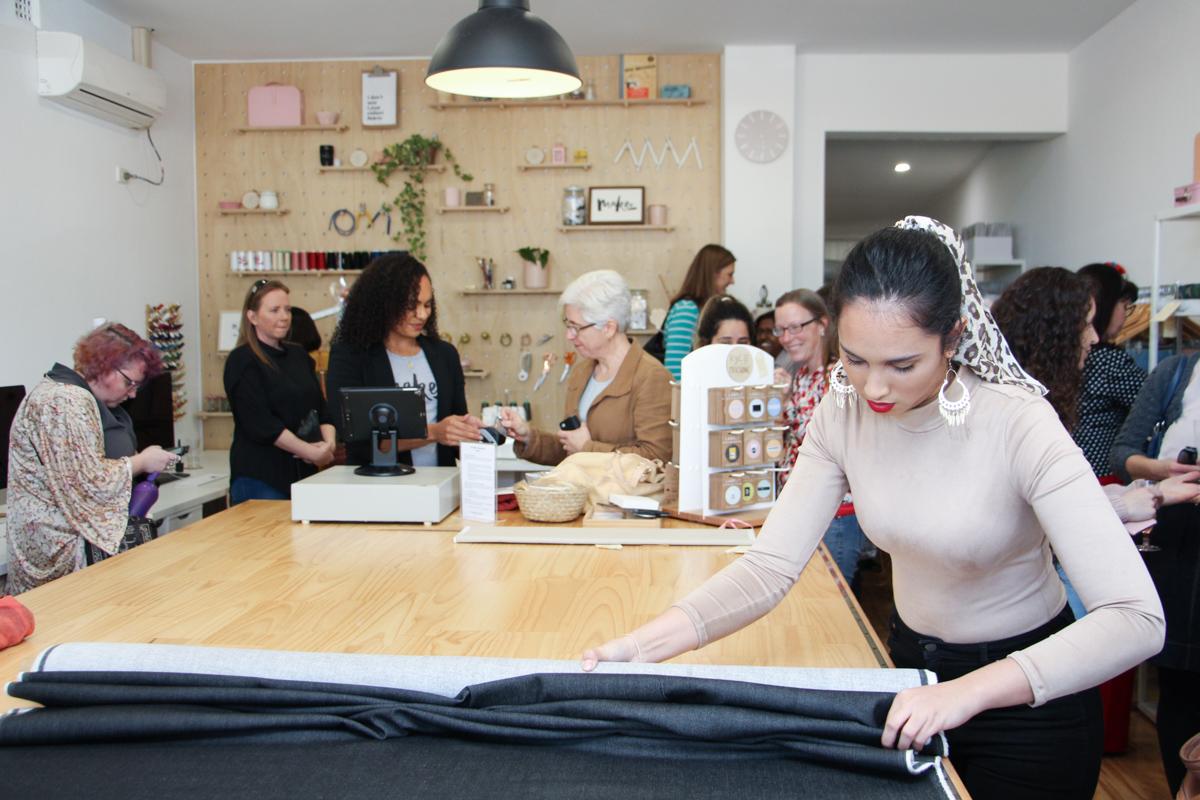 Megan Nielsen Patterns Studio Grand Opening!!