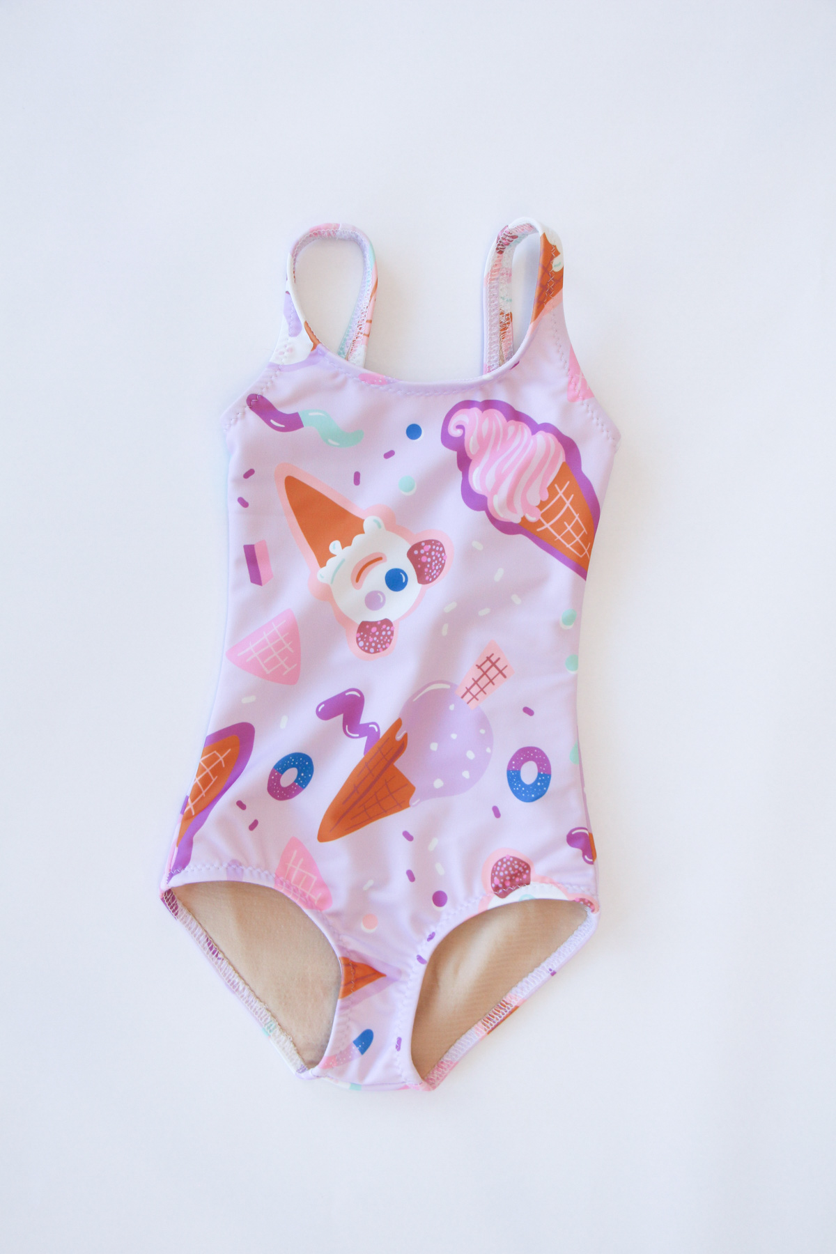 Megan Nielsen Mini Cottesloe swimsuit! Four super adorable and practical kids swimsuit variations in one great pattern!