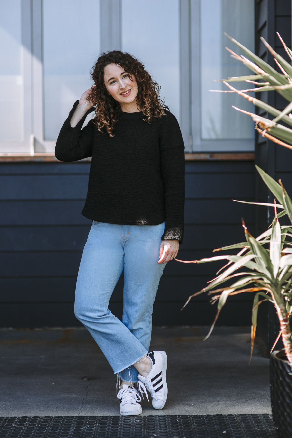 This Jarrah is the worst // Talking about sewing fails on Megan Nielsen Design Diary