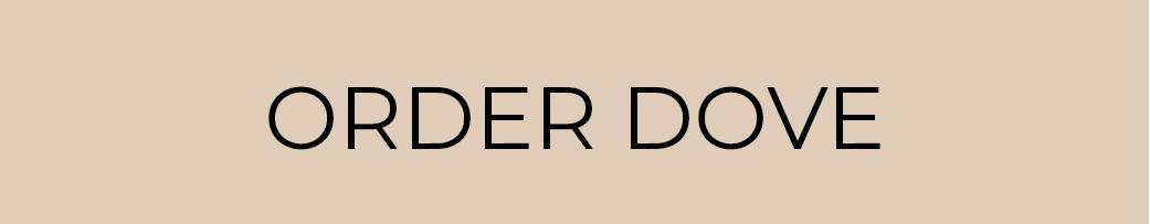 Order Dove