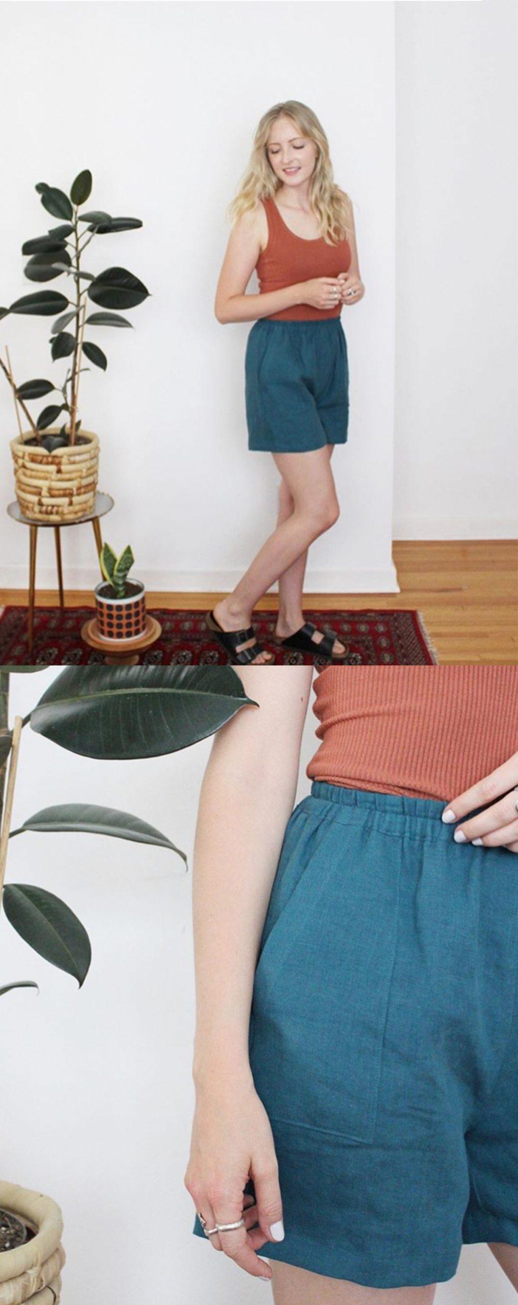 Star's Opal shorts