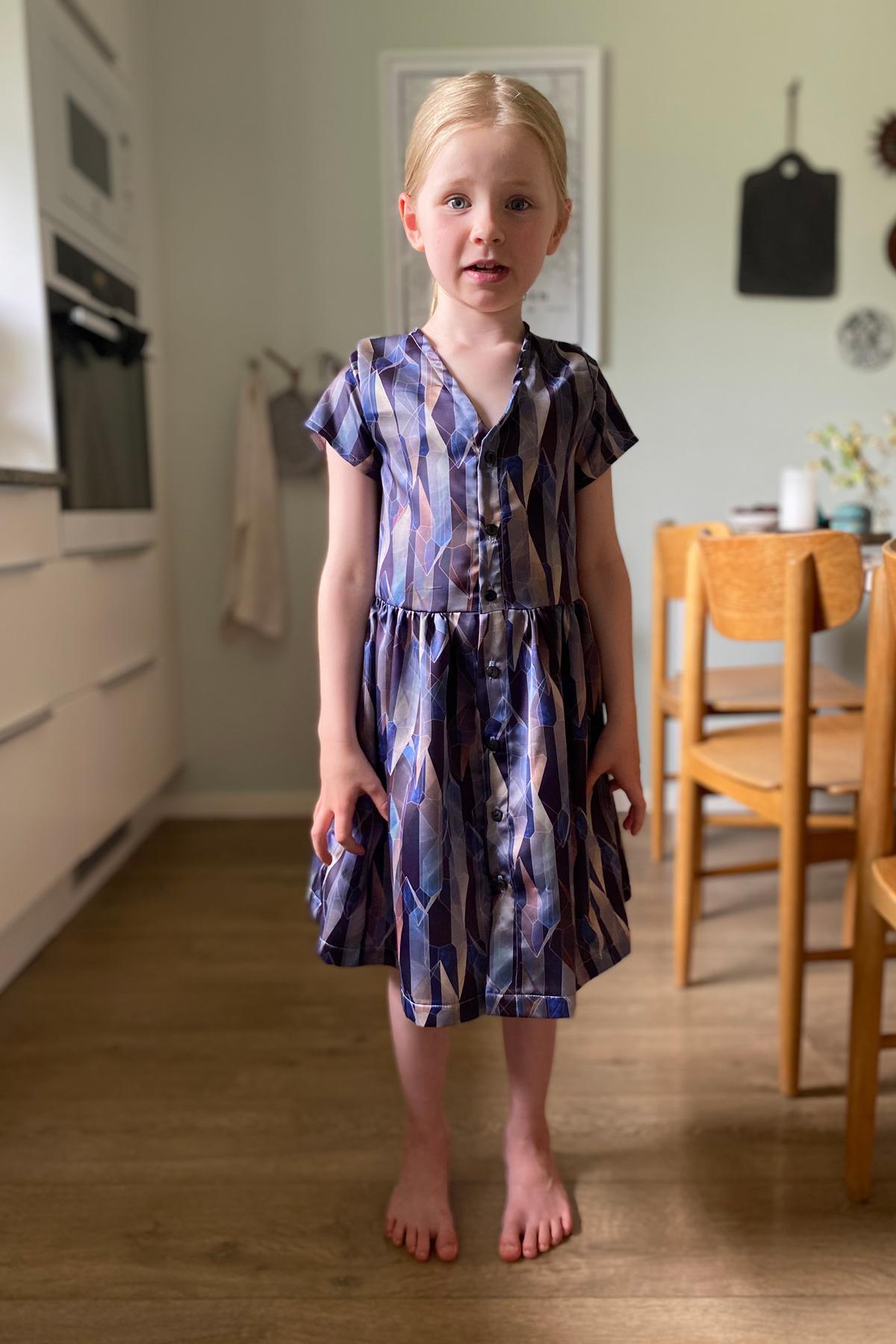 Britta's Mini Darling Ranges dress