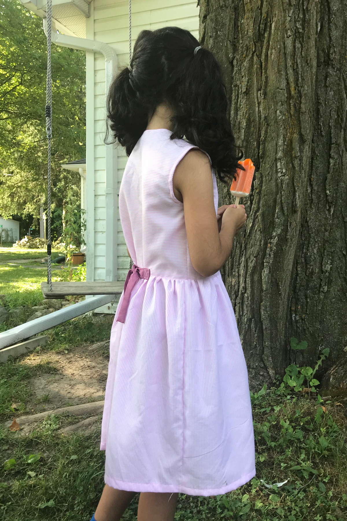 Cerrine's Mini Darling Ranges dress