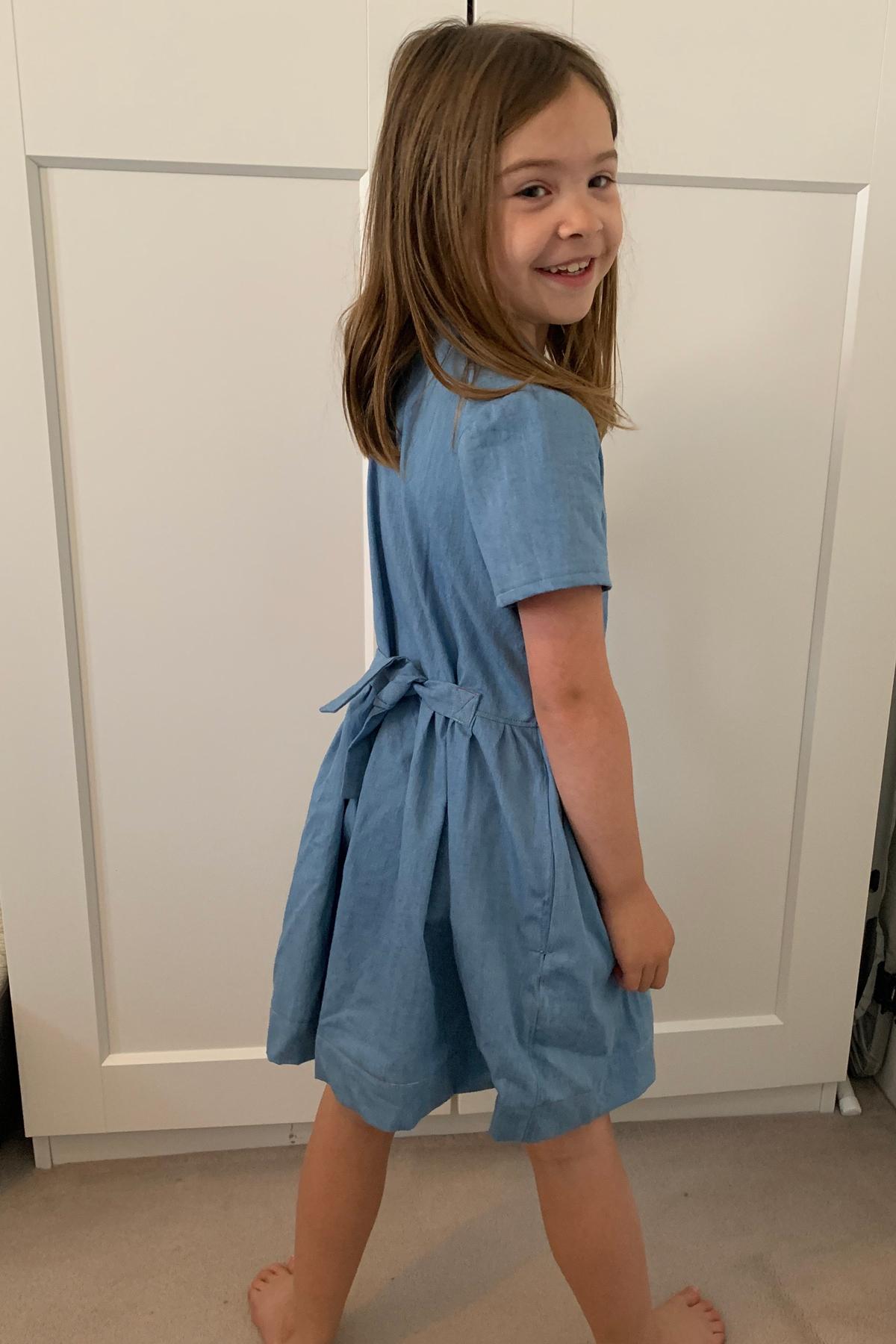 Georgina's Mini Darling Ranges dress
