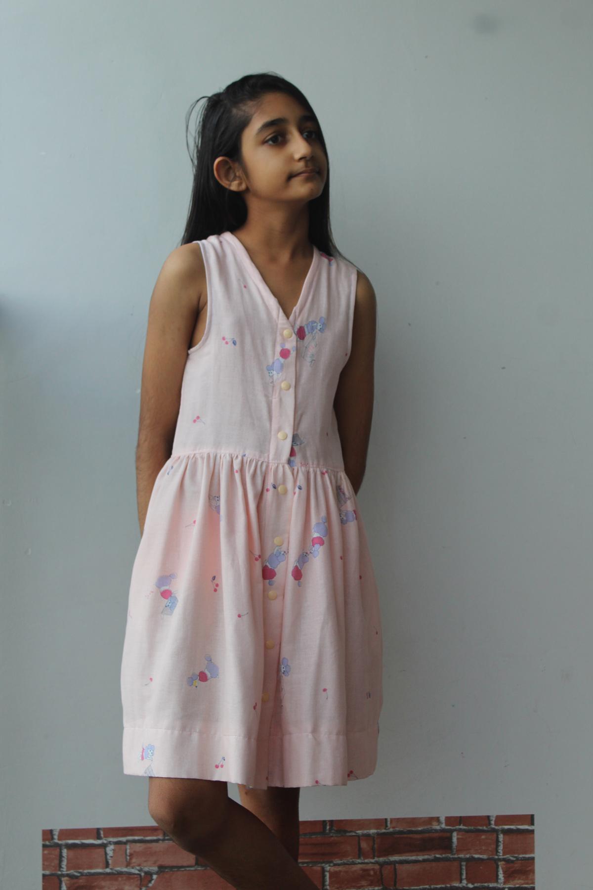 Kiran's Mini Darling Ranges dress
