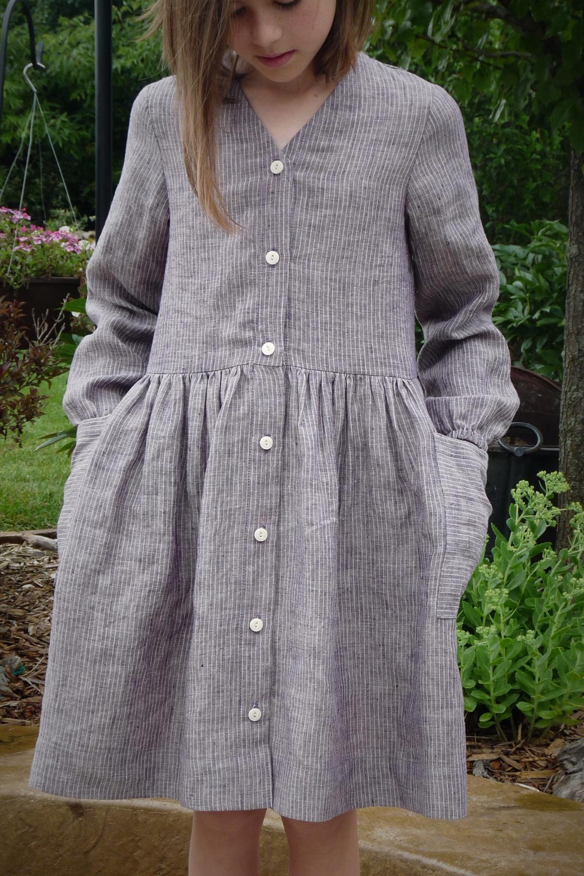 Lisa's Mini Darling Ranges dress