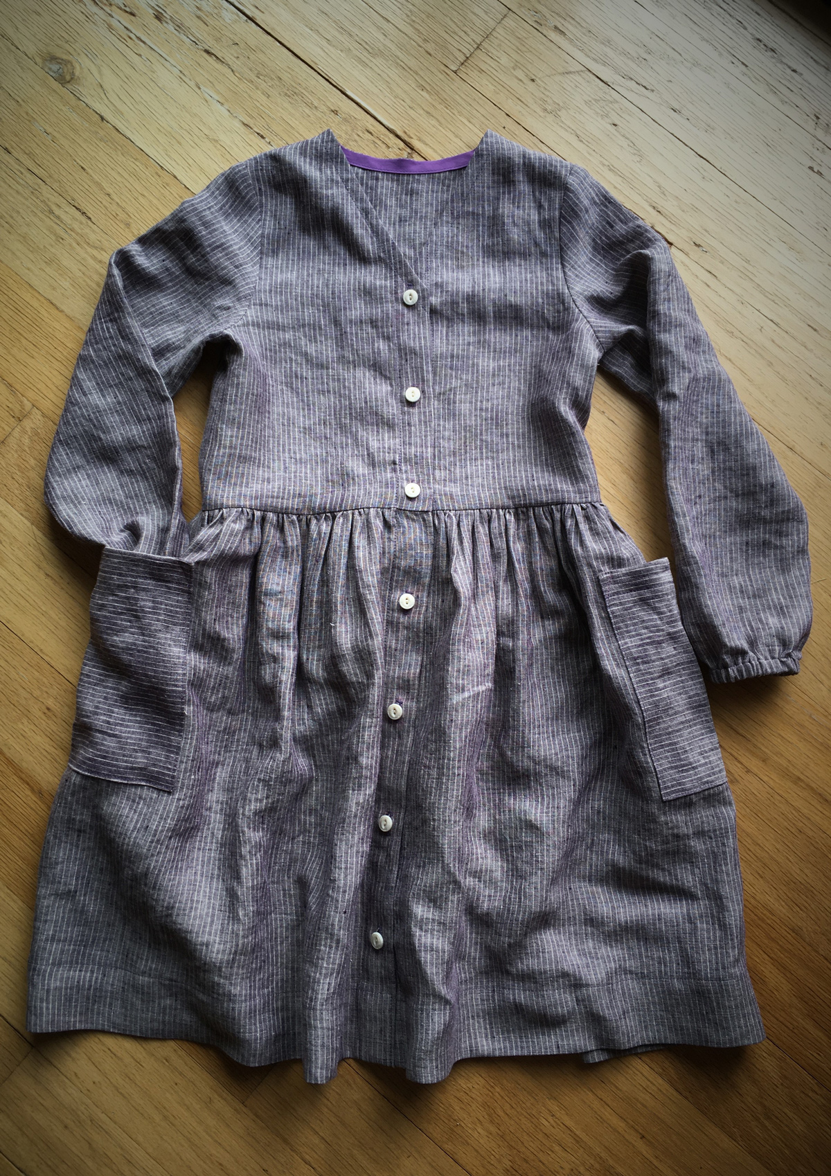 Lisa's MinLisa's Mini Darling Ranges dressi Darling Ranges dress