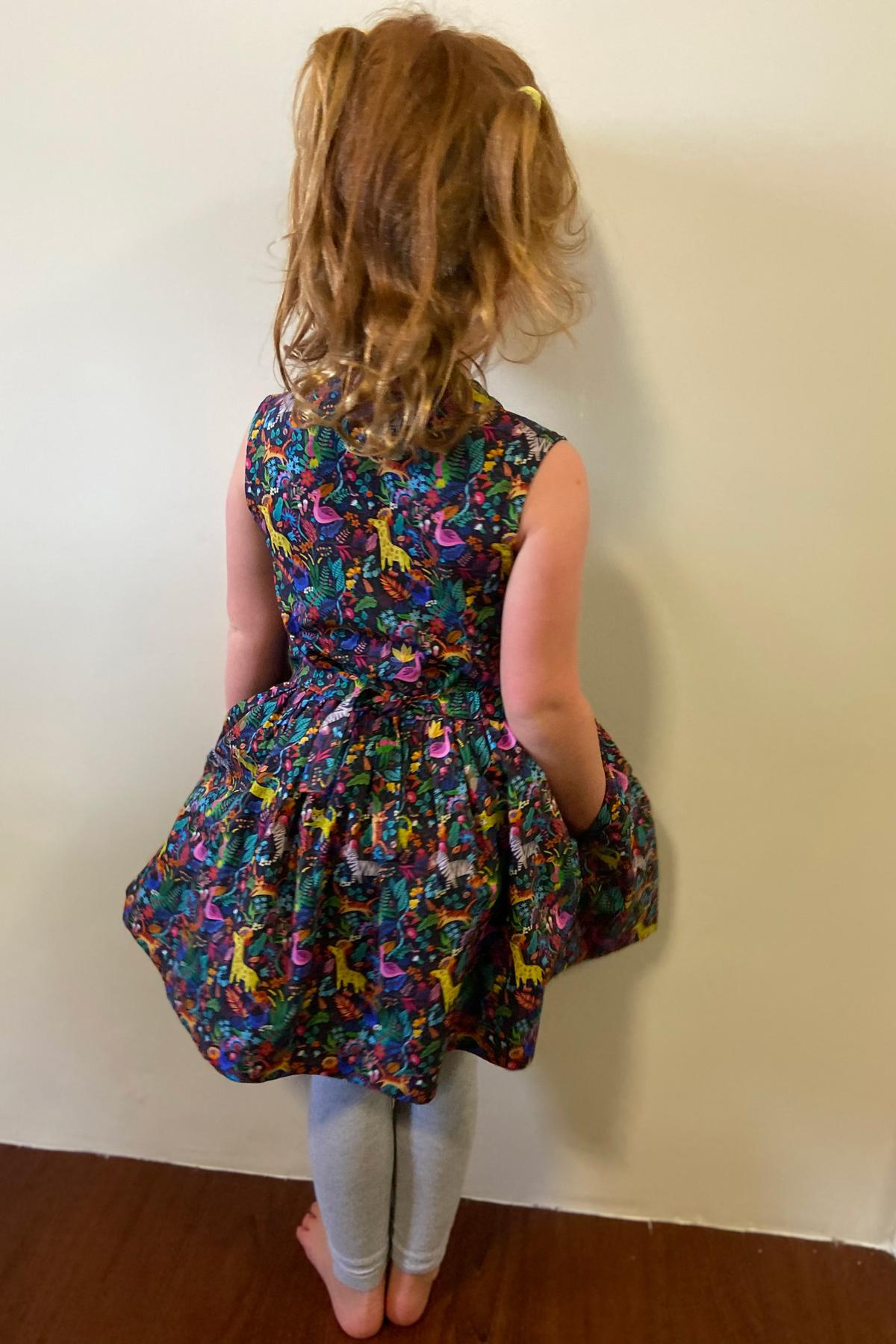 Naomi's Mini Darling Ranges dress