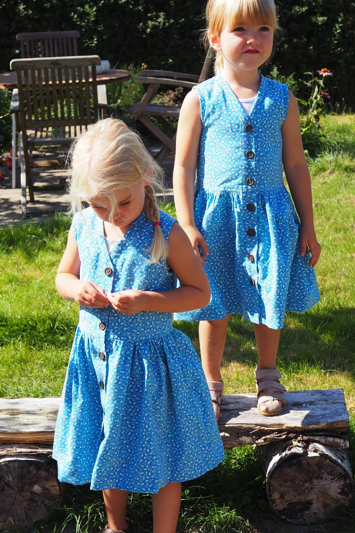 Sara's Mini Darling Ranges dresses