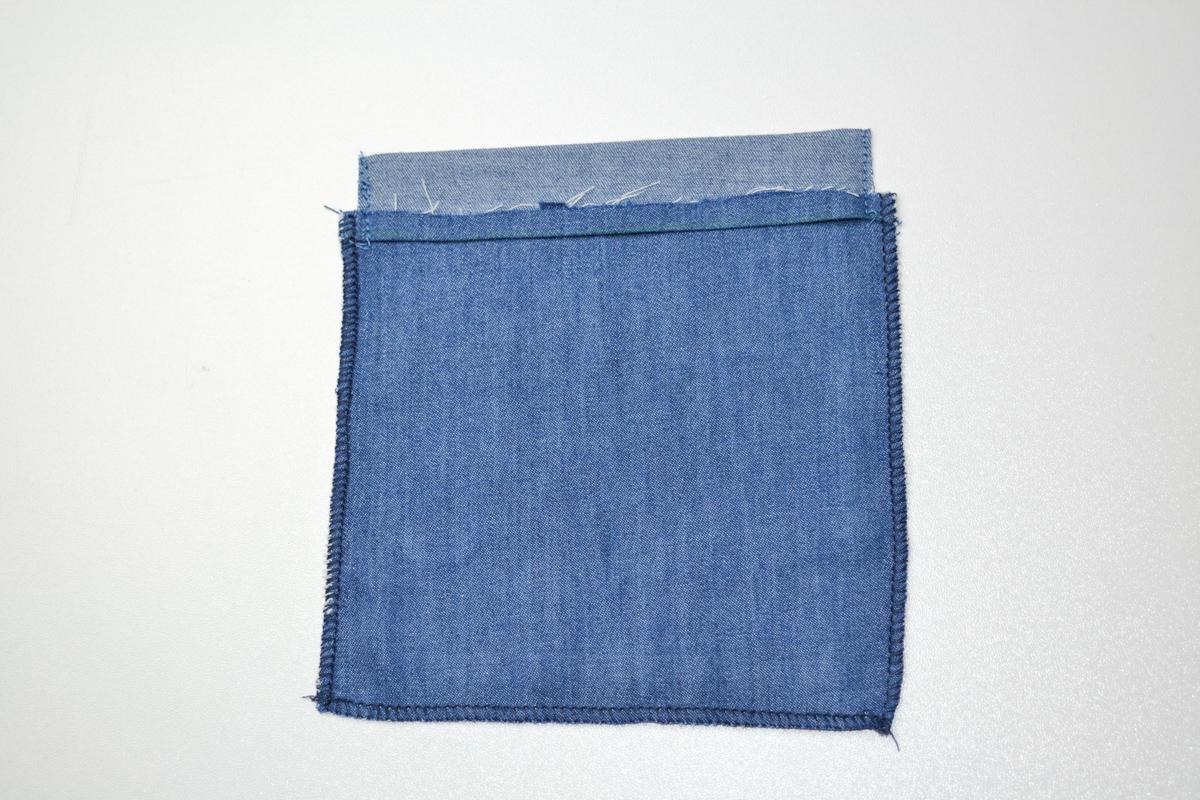 Mini Darling Ranges Patch Pocket Hack Step 5