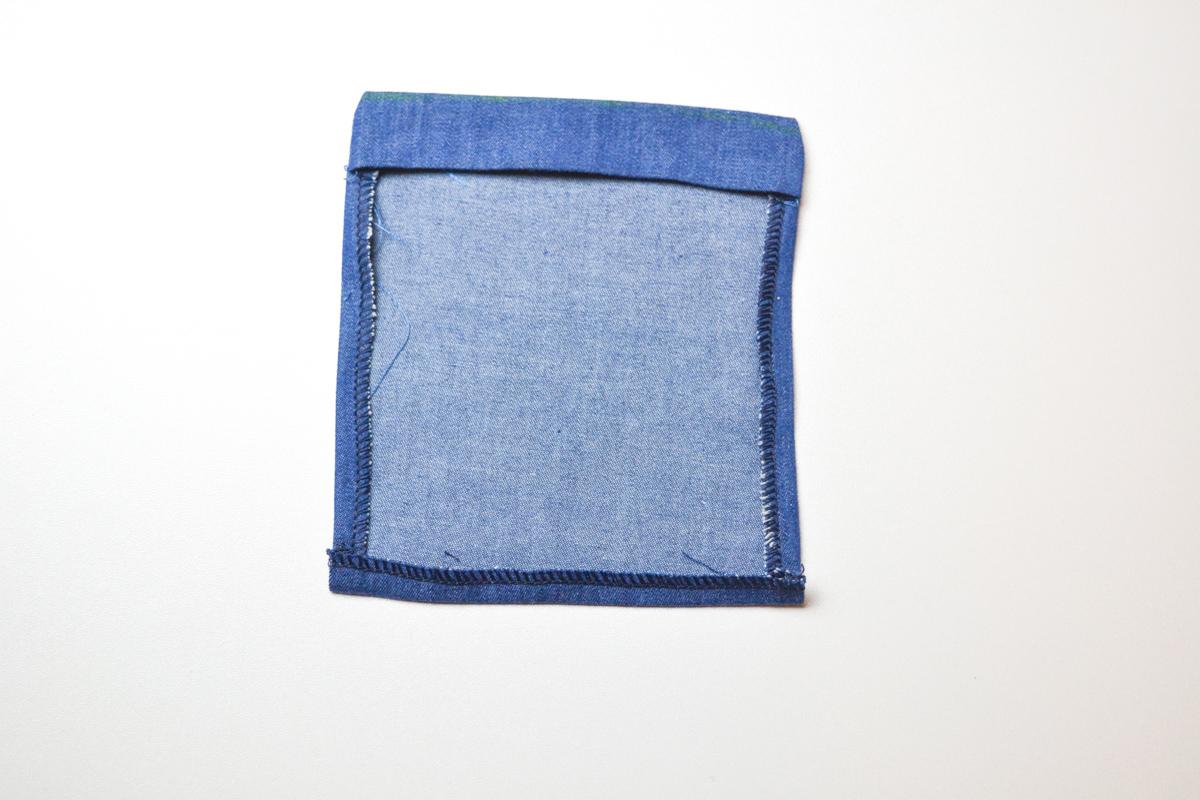 Mini Darling Ranges Patch Pocket Hack Step 6