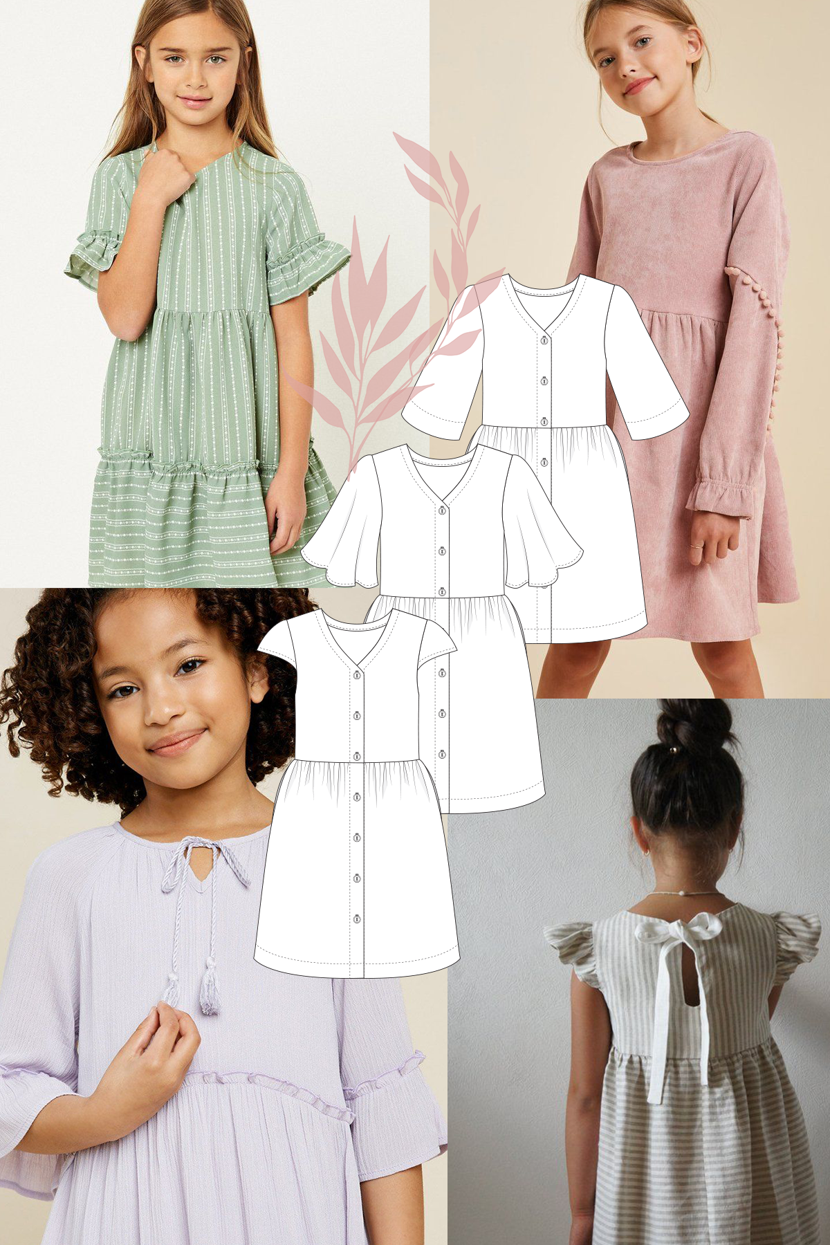 Get creative with your Mini Darling Ranges sleeves