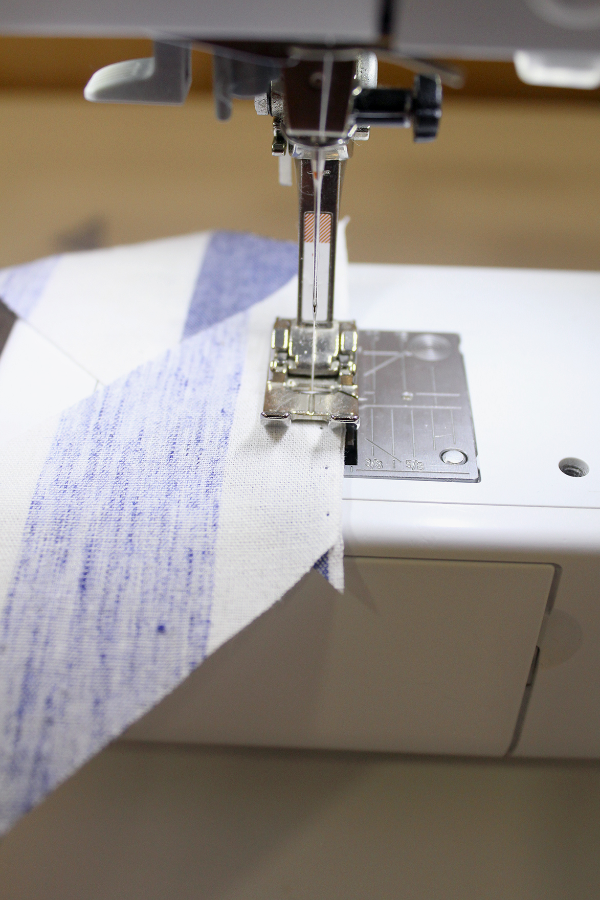 How To Make Bulk Bias Binding - Sewing Your First Binding Seam