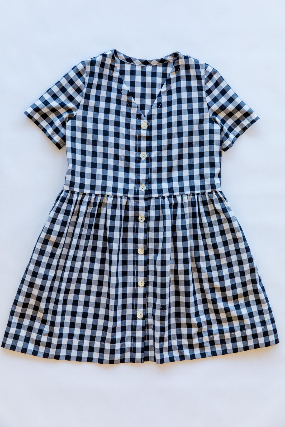 Mini Darling Ranges short sleeve dress