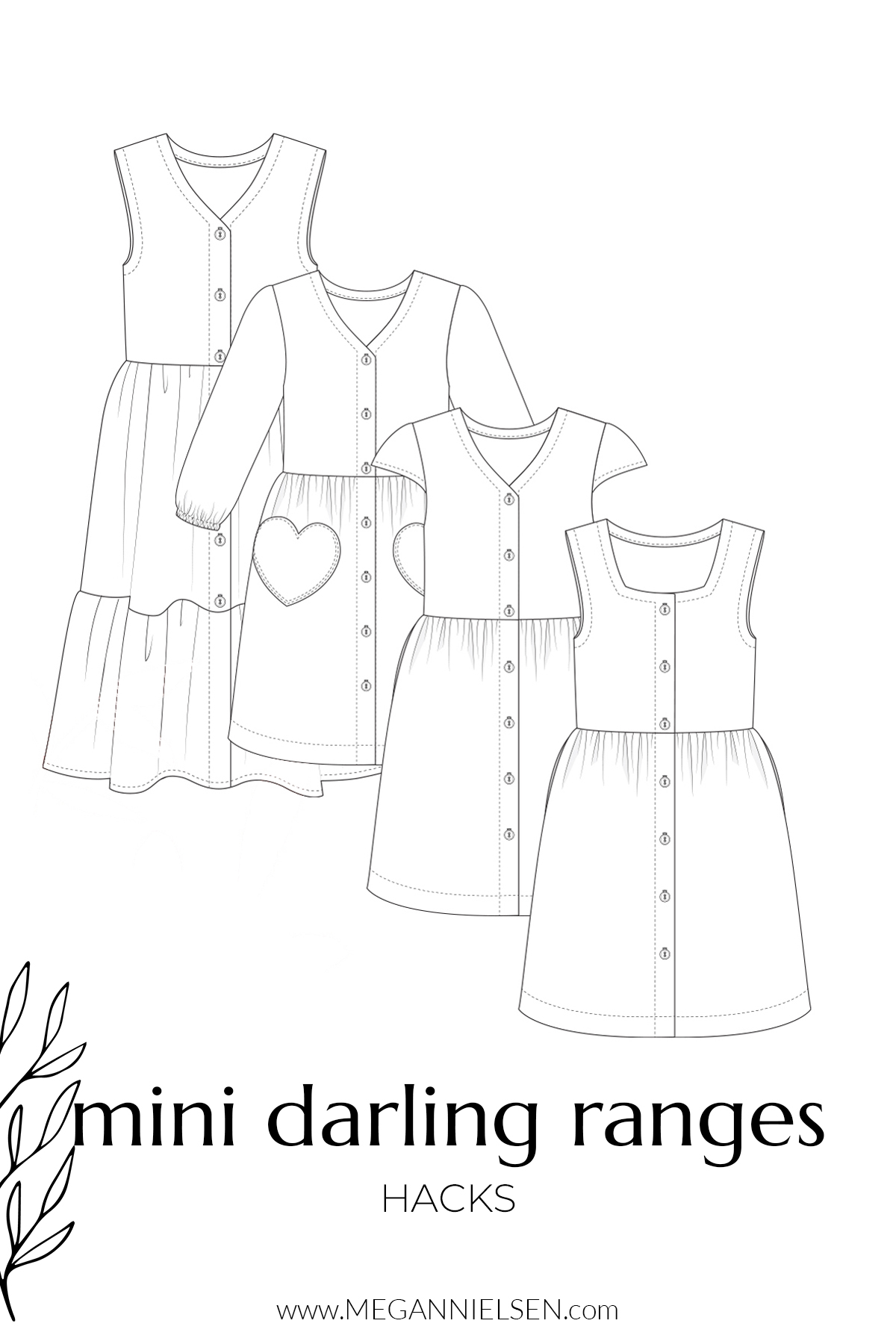 Mini Darling Ranges hacks tutorial