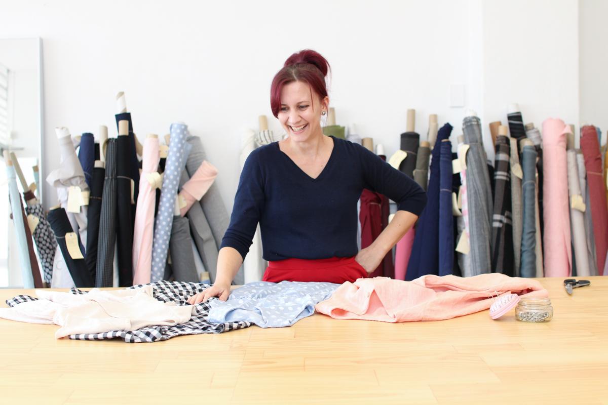 Krystal Meek Sample Maker at Megan Nielsen Patterns
