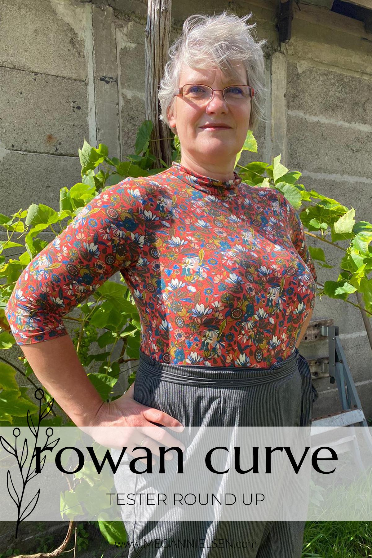 Rowan Curve tester round up