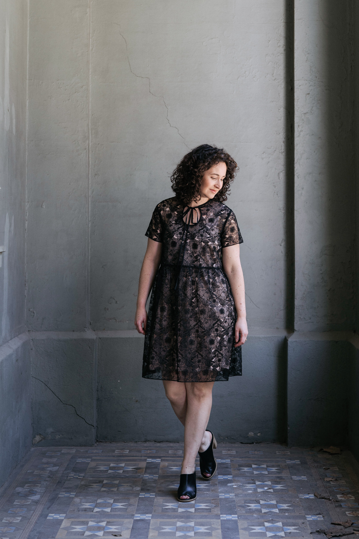 Lace Sudley Dress for Frocktails 2019