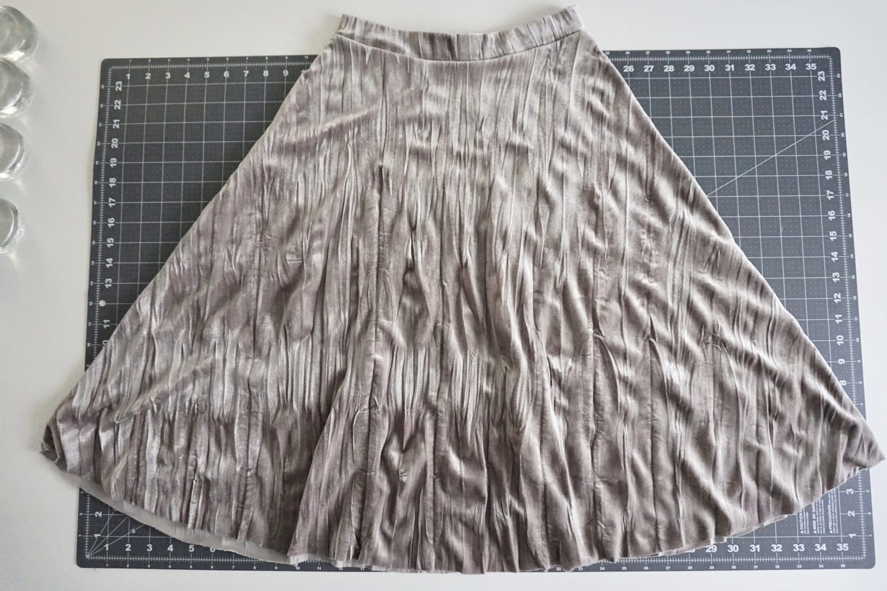 You've completed the knit Veronika skirt in just a few easy steps!