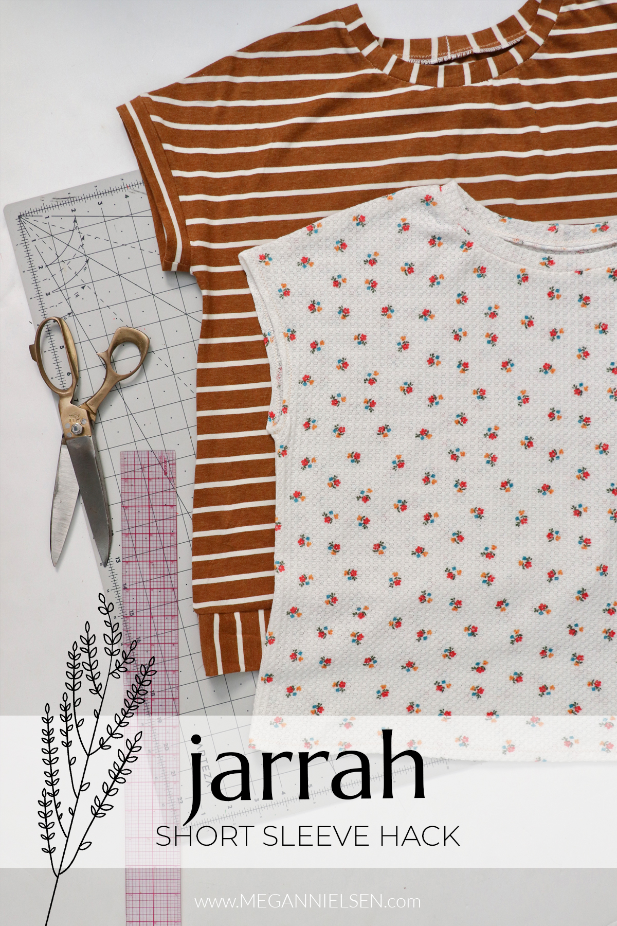 Short sleeve Jarrah hack