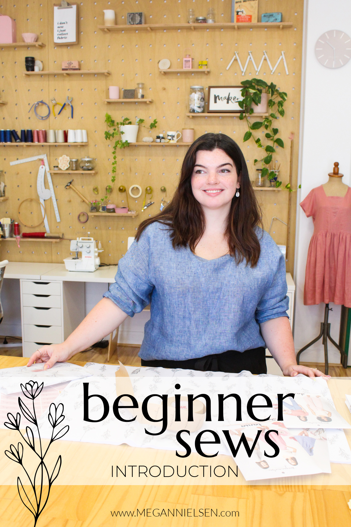 Beginner Sews - An introduction