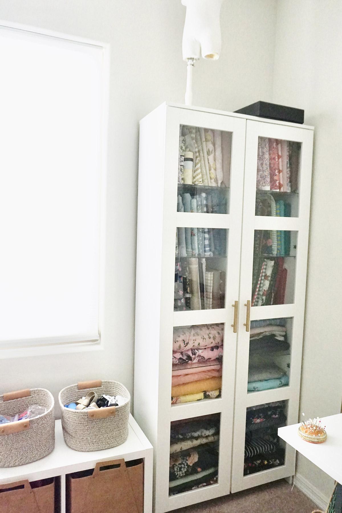 Megan Nielsen Patterns - Nastasia's Fabric Storage