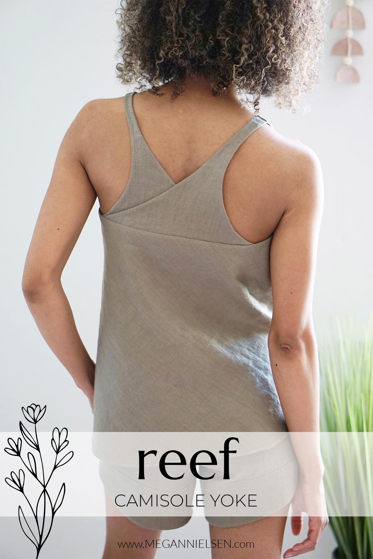 Reef Sewalong Camisole Yoke
