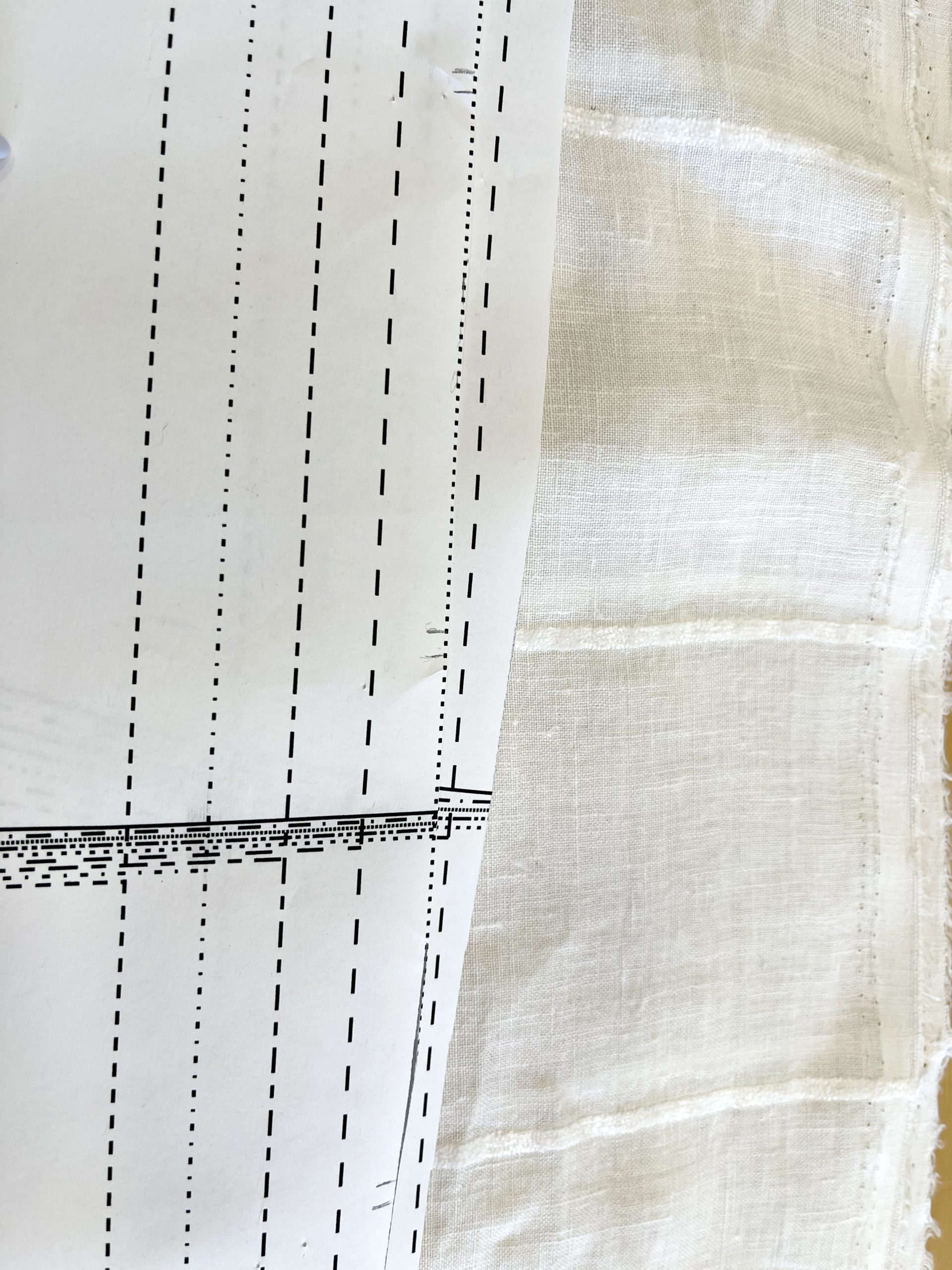 Pattern Matching Technique for Beginners Eucalypt Sew