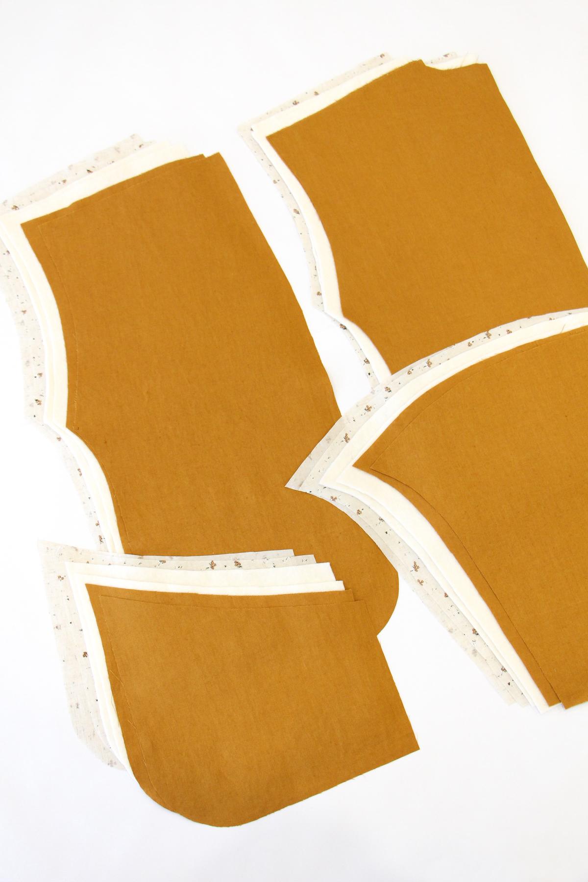 Megan Nielsen Patterns | Hovea Sewalong: Quilting Prep | Cutting Out Your Jacket Pieces