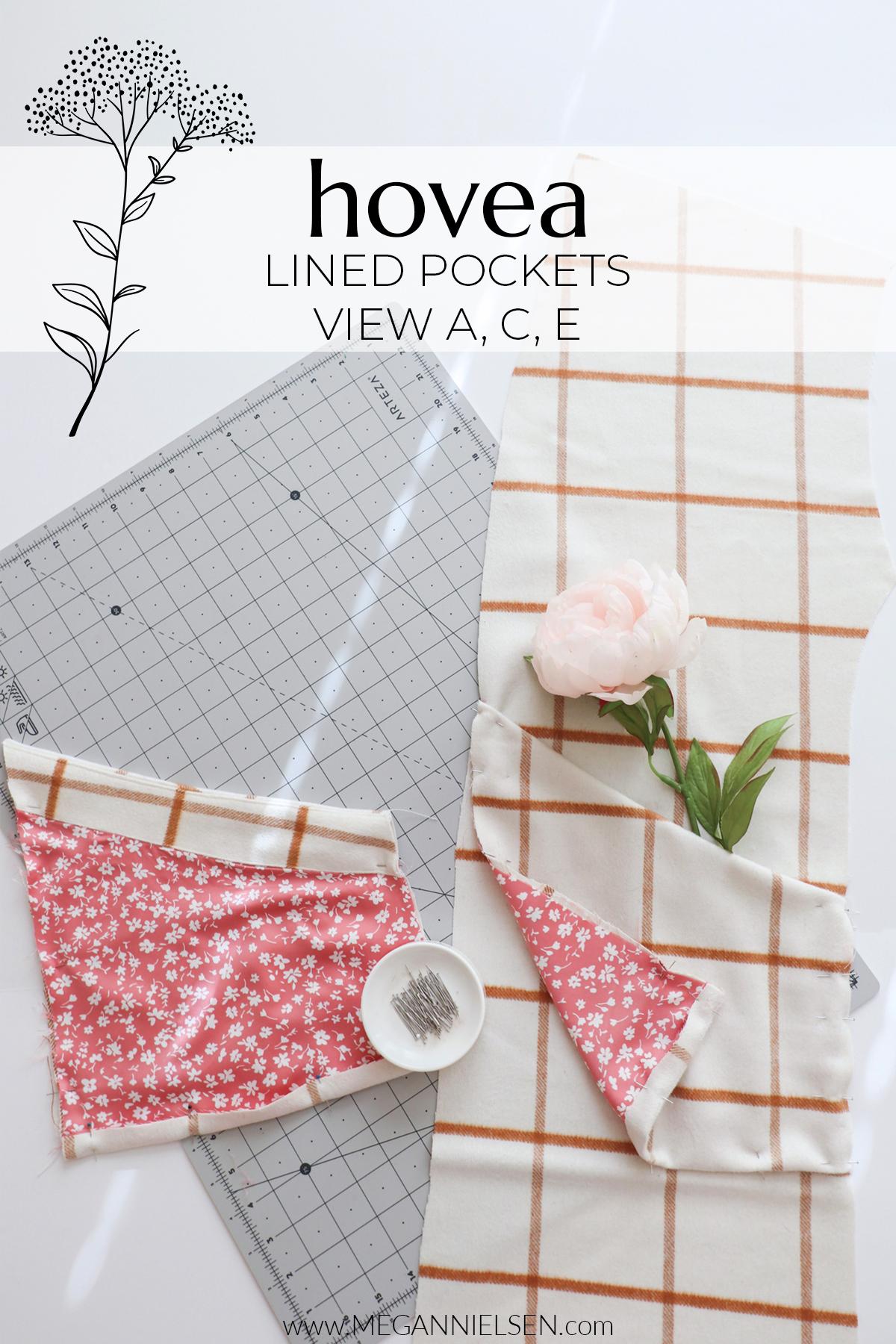 Hovea View A, C & E Lined Pockets
