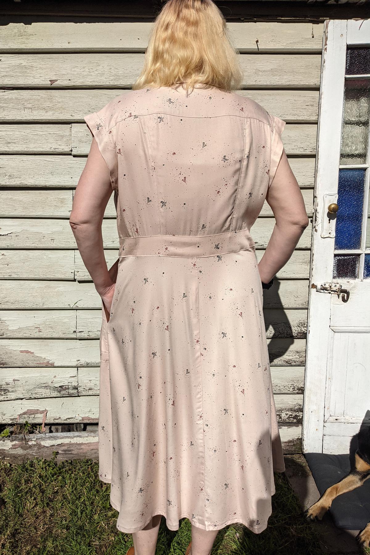 Chloe's Matilda dress