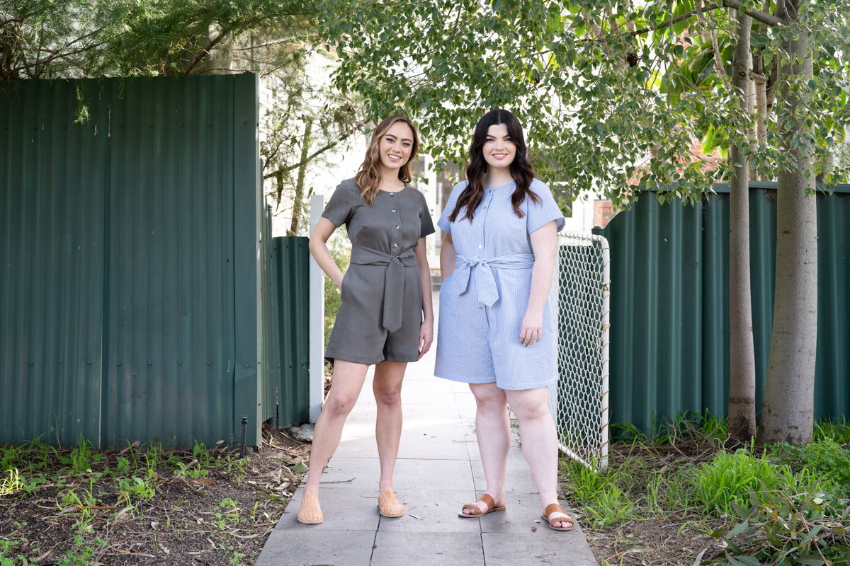 Durban Jumpsuit and Romper Sewing Pattern Design Details