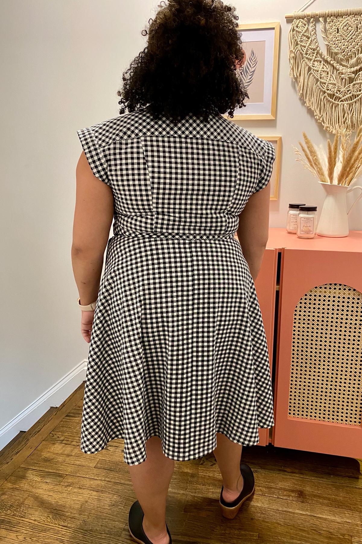 Mia's Matilda Curve Tester Make