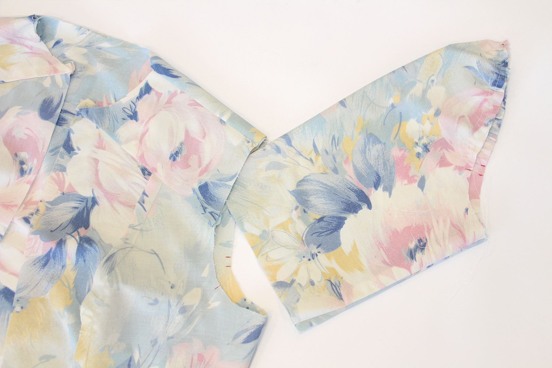Megan Nielsen Patterns | Matilda Sewalong: Sleeves - Inserting Your Sleeve Into Your Bodice