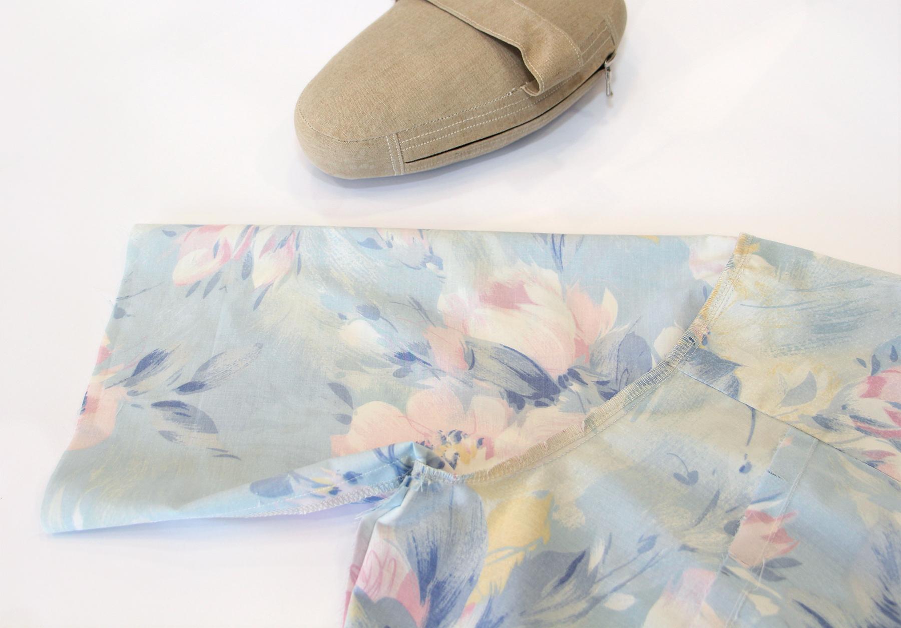 Megan Nielsen Patterns | Matilda Sewalong: Sleeves - Finishing Your Sleeve Seam & Pressing