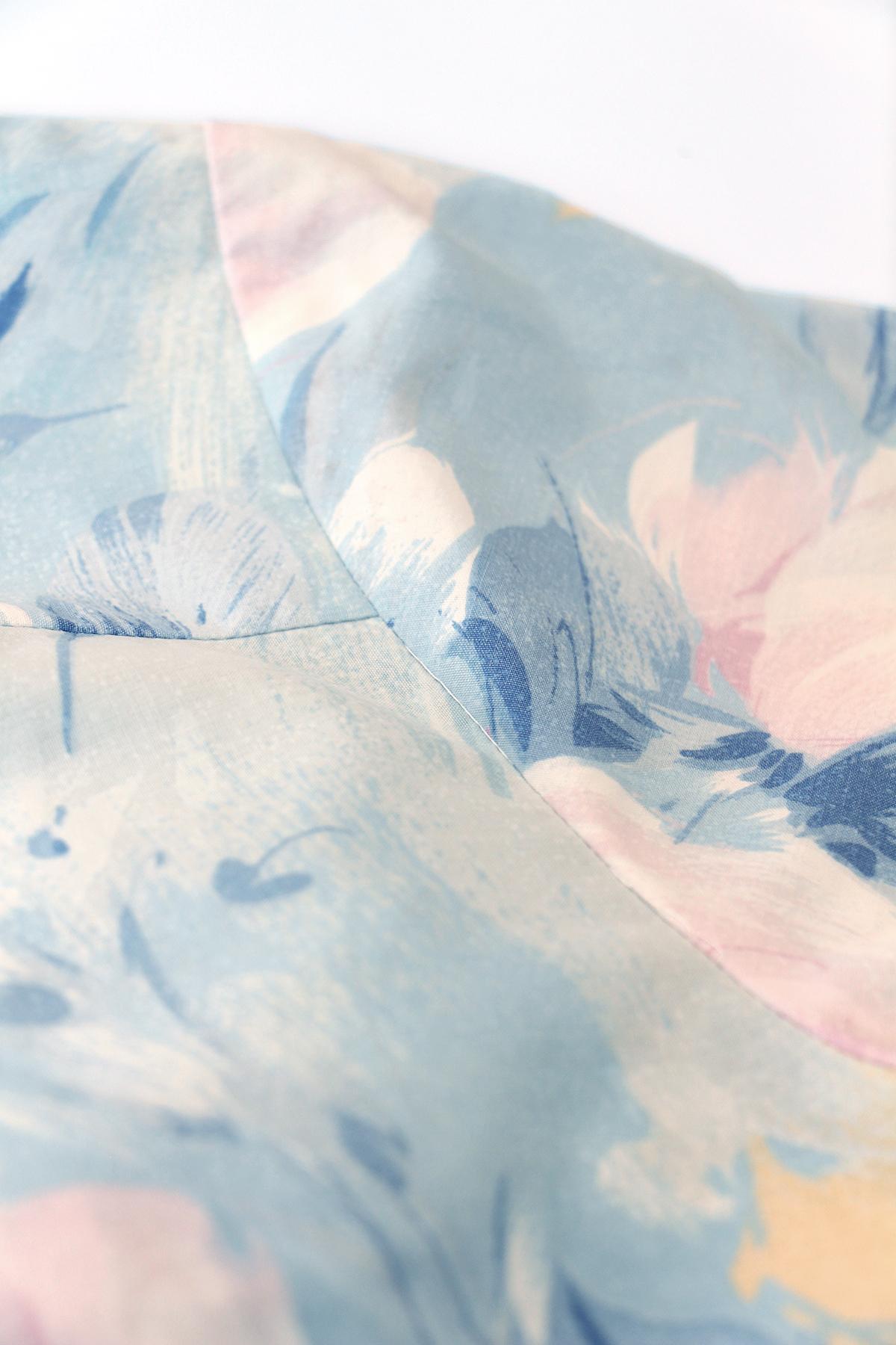 Megan Nielsen Patterns | Matilda Sewalong: Sleeves - Unpicking Your Sleeve Easing Stitches