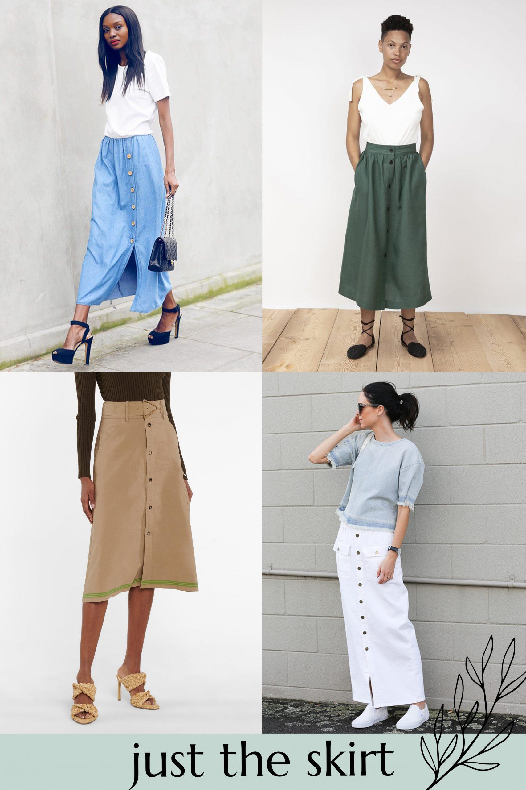 Matilda skirt inspiration