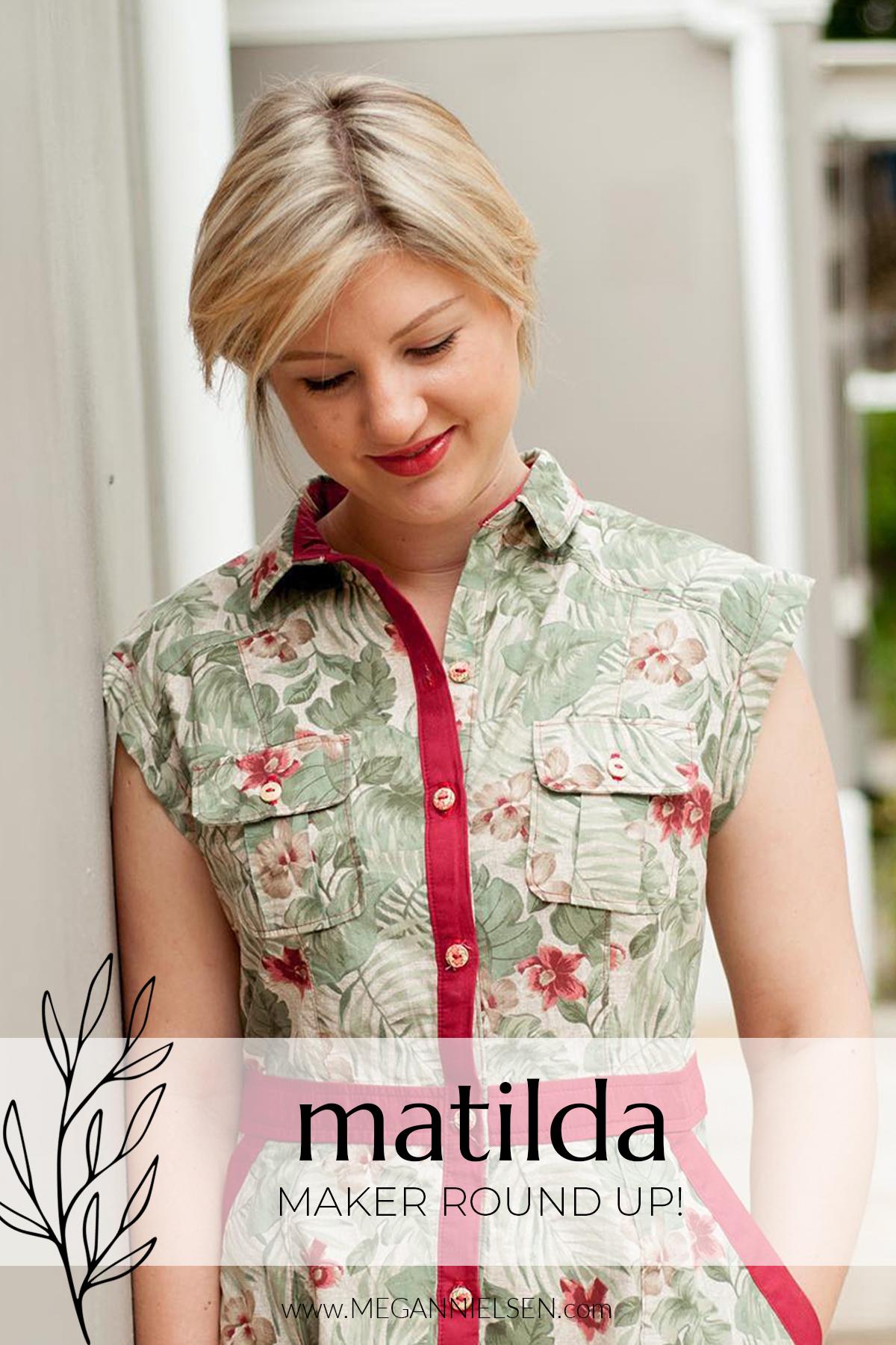 Matilda - Maker Round Up
