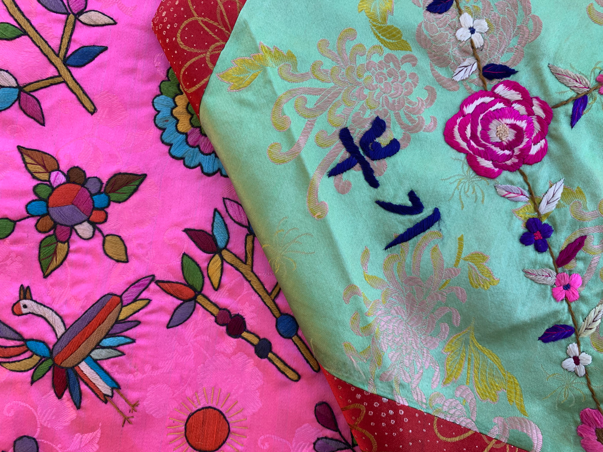 Subo Bojagi   Traditional Korean Textile Arts With Youngmin Lee on the Megan Nielsen Patterns Blog
