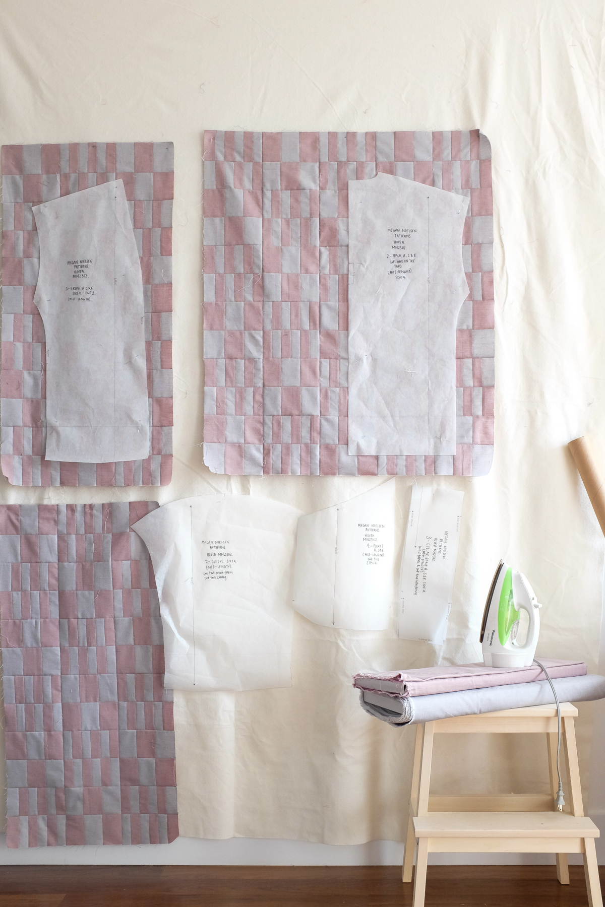 Planning out your quilt panels| Beginner Quilting Concepts with Wendy Chow The Weekend Quilter