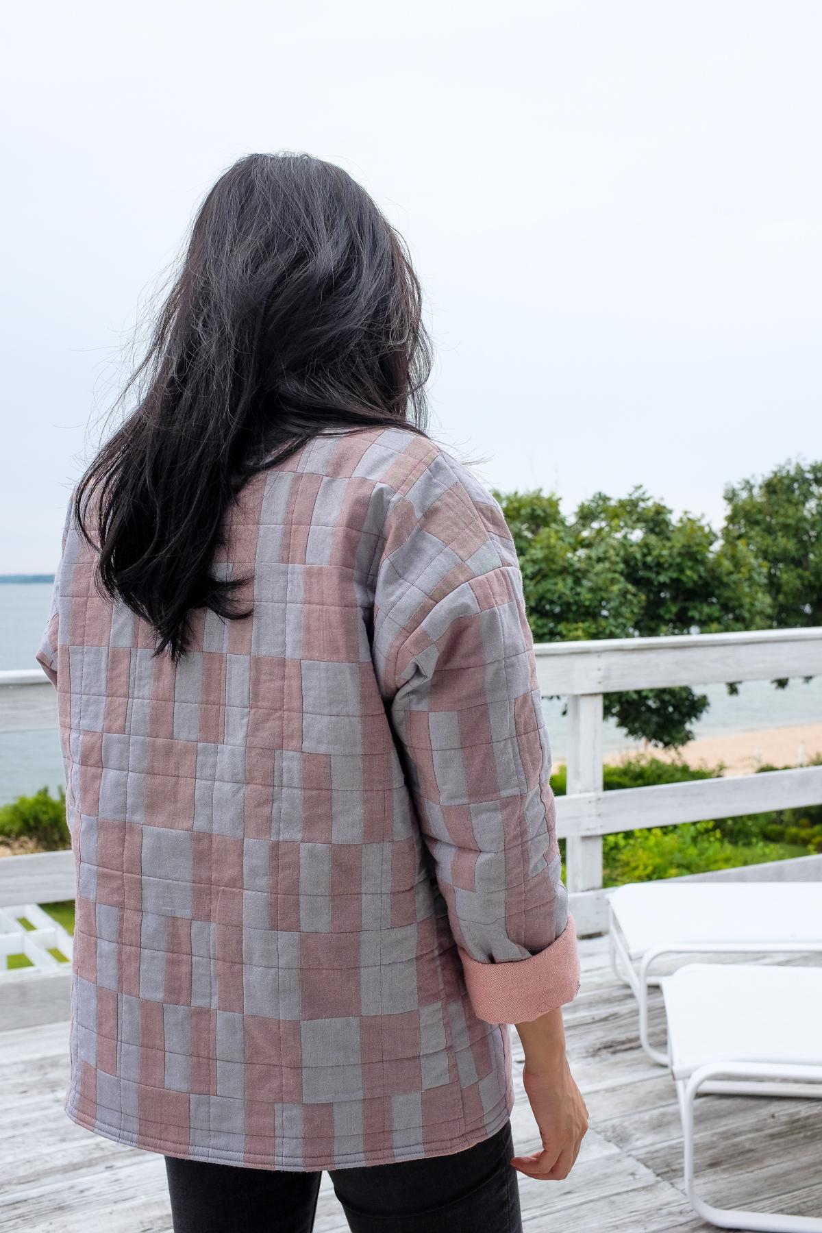 Wendy Chow's Hovea Jacket | Megan Nielsen Patterns Blog