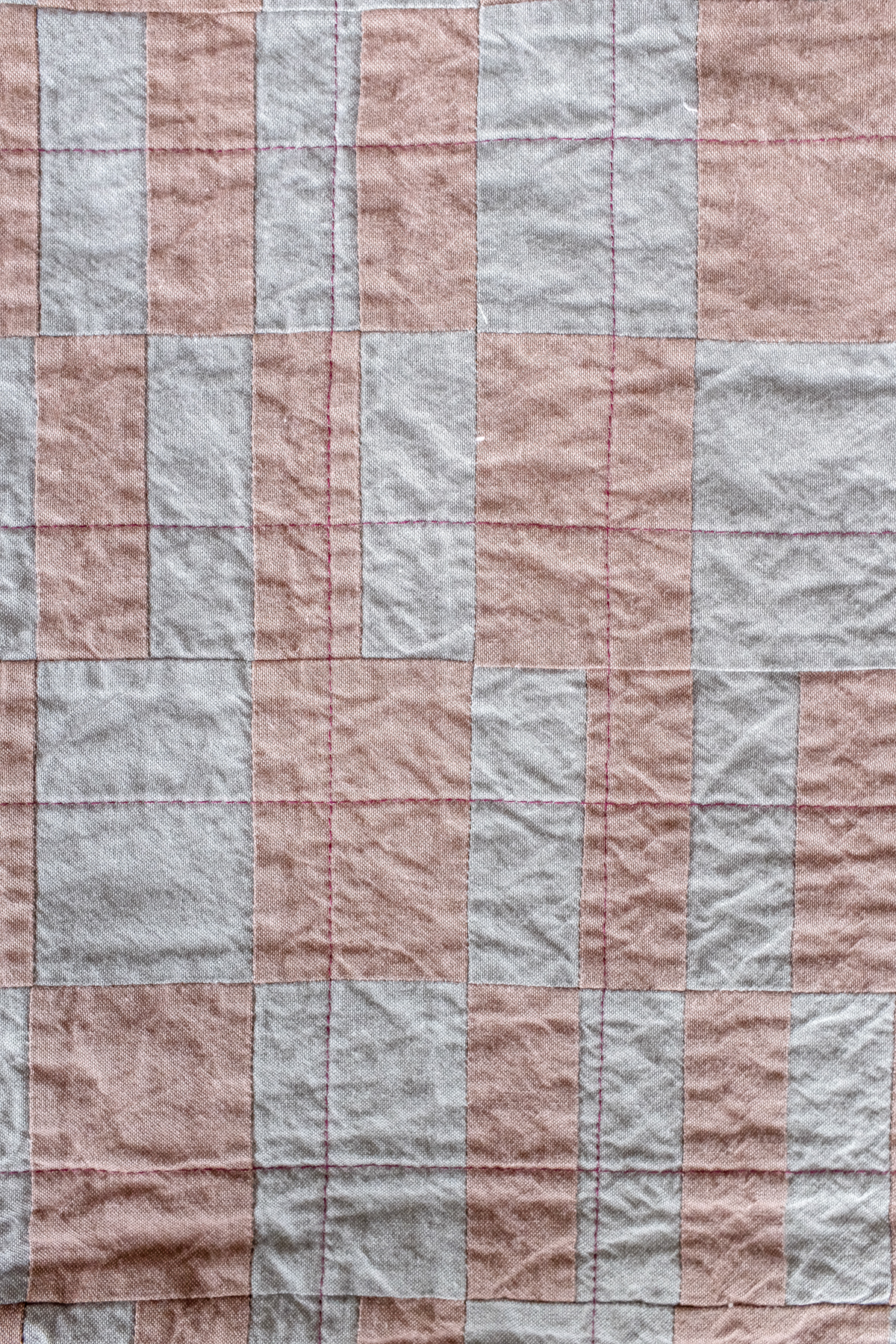 Crinkled Look after washing | Beginner Quilting Concepts with Wendy Chow The Weekend Quilter