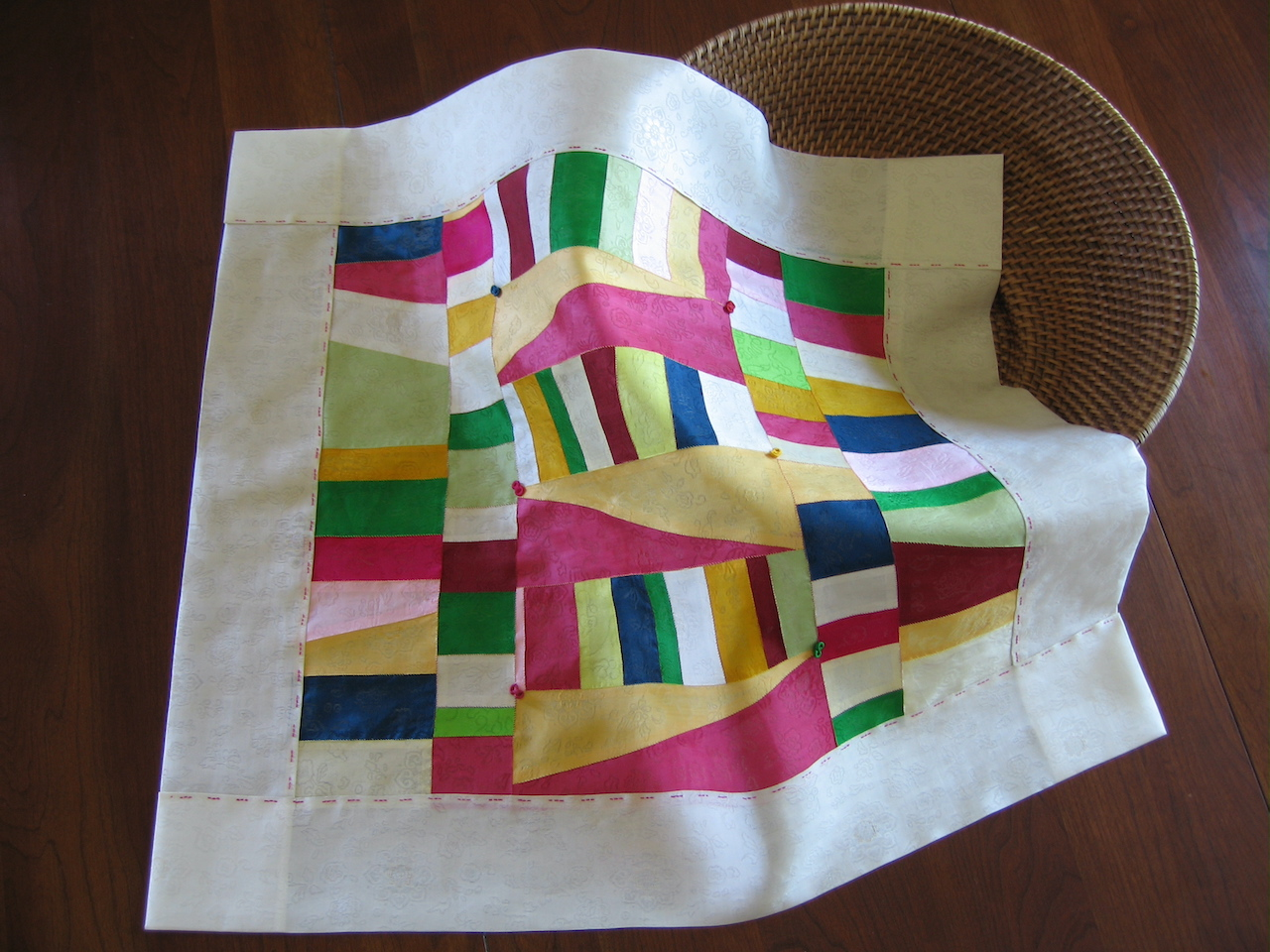 Bojagi Cloth  Traditional Korean Textile Arts With Youngmin Lee on the Megan Nielsen Patterns Blog