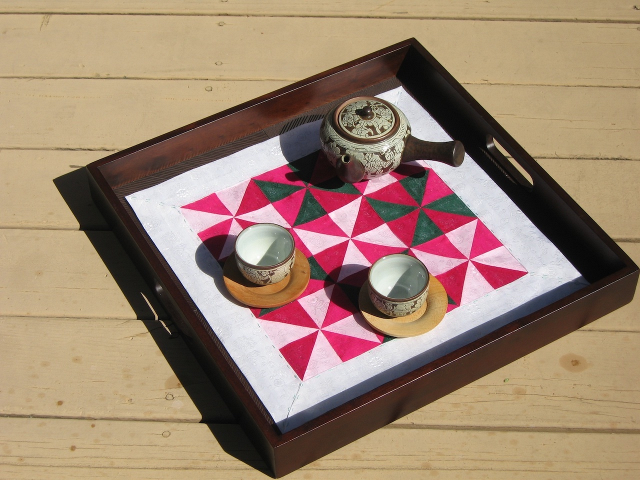 Bojagi Tray  Traditional Korean Textile Arts With Youngmin Lee on the Megan Nielsen Patterns Blog