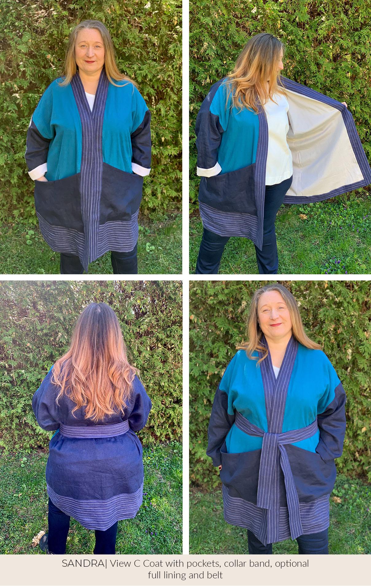 Sandra Hovea Curve Tester make