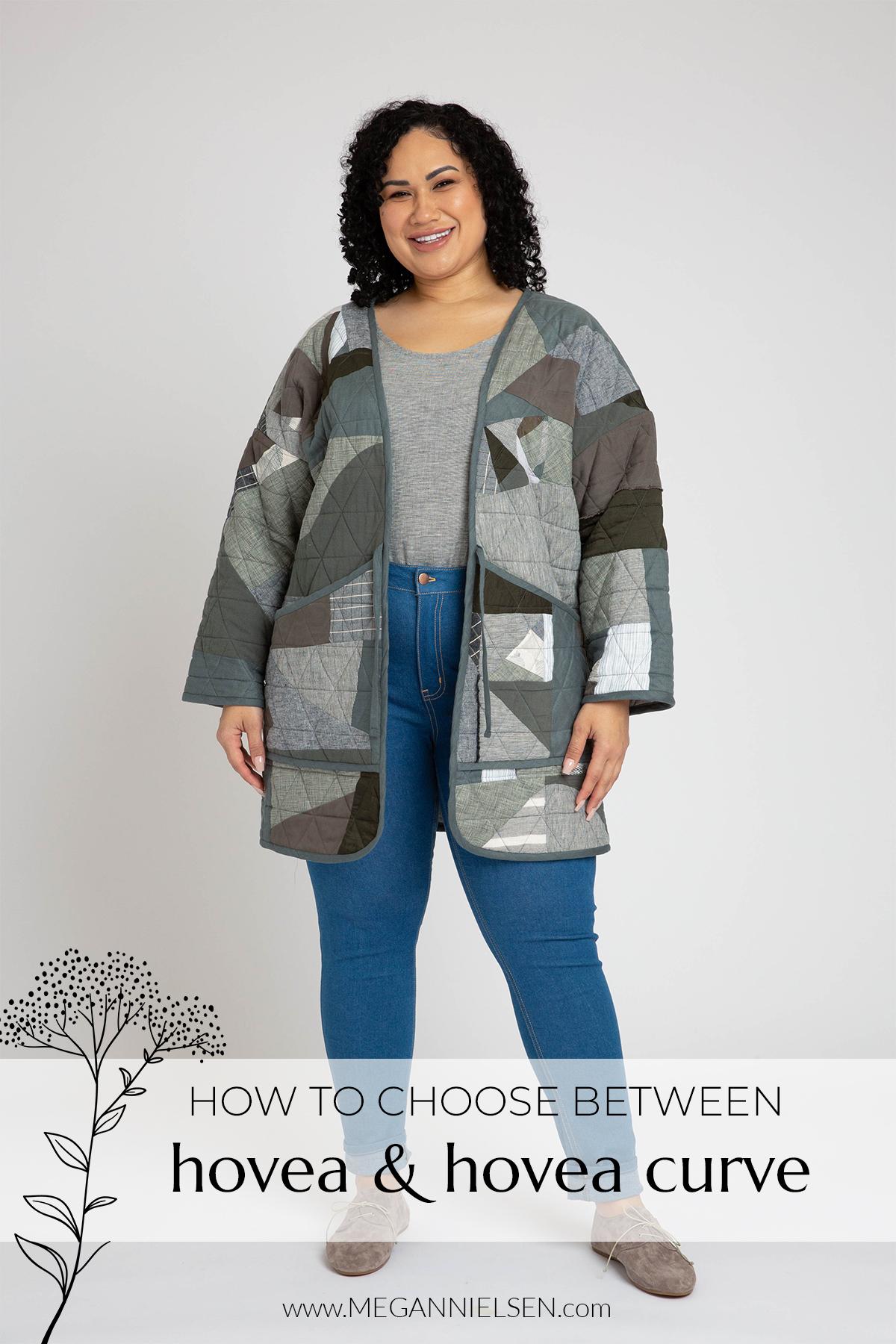 How to Choose Between Hovea & Hovea Curve | Megan Nielsen Blog