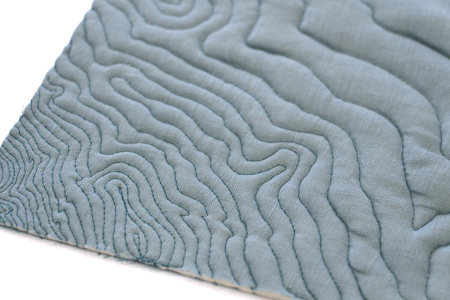 Megan Nielsen Patterns | Hovea Sewalong: Machine Quilting | Free Motion Stitching
